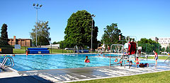 George Prout Pool Richland 2014 Hours Information