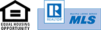 Equal Housing and MLS logos
