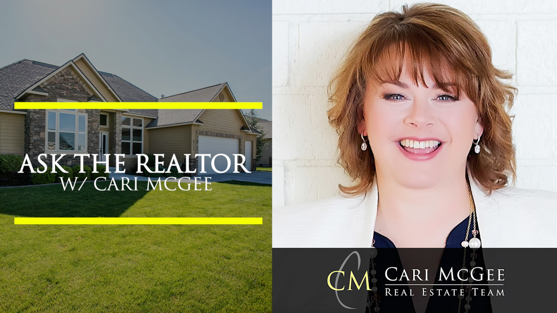 Ask the REALTOR® Archives - Cari McGee Real Estate Team