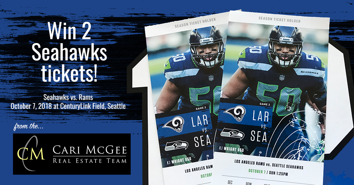 Win seahawks tickets