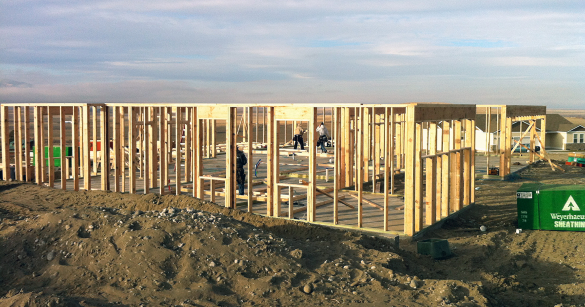 5 tips for buying a new construction home cari mcgee - New home construction ideas ...